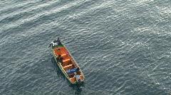 Somali Pirates - stock footage