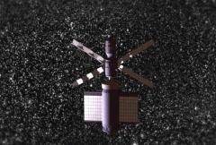 SD SKylab space station Nasa Stock Footage