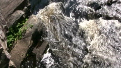 Stream in upstate New York Stock Footage