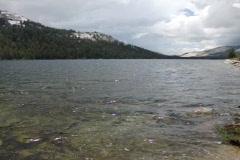 Yosemite HS : Tenaya Lake 1 Loop - stock footage