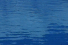 Mono Lake in Slow Motion 06 Loop / Sierra Nevada Mts, California, USA Stock Footage