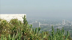Brentwood Hills View Stock Footage
