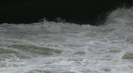 Db Spillway Close Up Stock Footage