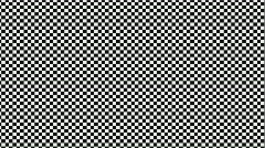 Op art squares Stock Footage