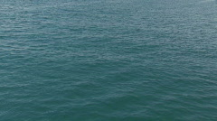 Sea from ferry Stock Footage