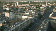 Stock Video Footage of Warsaw view 1