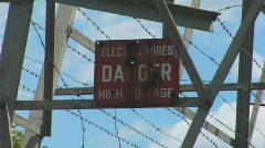 Powerlines 4 Stock Footage