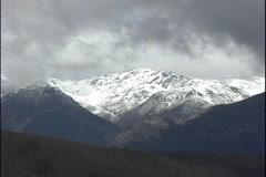 Australia Snowy Mountains Stock Footage