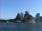 Australia Sydney Opera House Stock Footage
