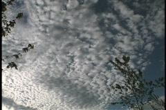 Buttermilk sky Stock Footage