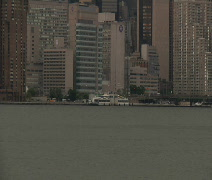 Watertaxi, New York City Stock Footage