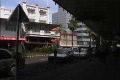 Downtown Suva Fiji Stock Footage