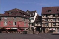 France Colmar Alsace Stock Footage