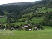 Alpine village Austria Stock Footage