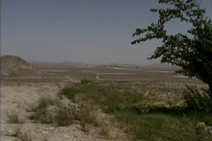Landscape Turkmenistan Stock Footage