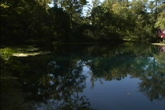 Mill pond MO Stock Footage