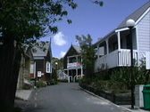 Stock Video Footage of New Zealand Maori village Rotorua