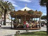 Stock Video Footage of Provence Carrousel