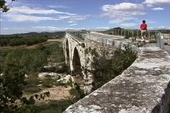 Provence Pont Julien Stock Footage