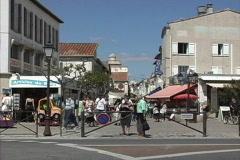 Provence Stes-Maries-de-la-Mer Stock Footage