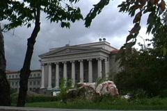 University Yekaterinburg Stock Footage