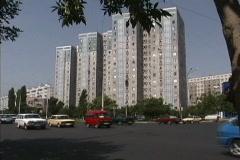 Tashkent Uzbekistan Stock Footage