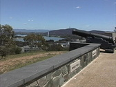 Stock Video Footage of View of Canberra