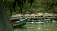 A small family sailing 2 Stock Footage