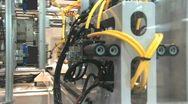 Stock Video Footage of Industrial Robotics 6 HD