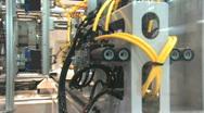 Industrial Robotics 6 HD Stock Footage
