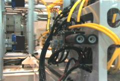 Industrial Robotics 6 NTSC - stock footage
