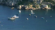 Stock Video Footage of mistra boats