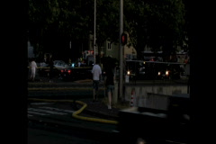 Emergency Situation 7309 Stock Footage