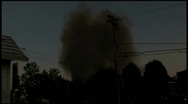 Large fire 5 Stock Footage