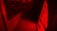 """Stock Video Footage of Nightmare Factory. """"Blood red"""" timelapse shot."""