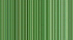 Green curtain - stock footage