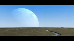 Planet 720HD Stock Footage