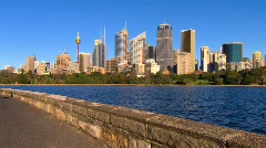 Sydney City & Harbour PT9 - stock footage