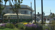 San Francisco City Sequence Stock Footage