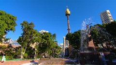 Sydney City CBD PT12 Stock Footage