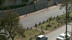 Addis Ababa Traffic - stock footage