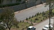 Addis Ababa Traffic Stock Footage