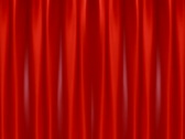 Stock Video Footage of Red Curtain Opening to Green Screen NTSC