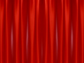 Stock Video Footage of Red Curtain Opening with Alpha Channel NTSC