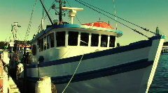 Fishing Boat HD Stock Footage