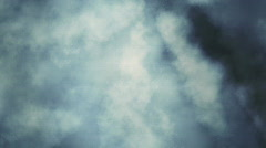 Turbulent Heavenly Clouds (Loop) Stock Footage