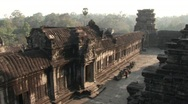 Stock Video Footage of Angkor Wat, Cambodia