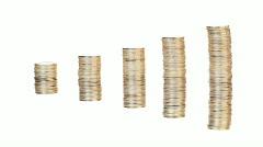 Savings Stock Footage