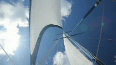 Sails Stock Footage