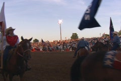 Rodeo Girls   Stock Footage